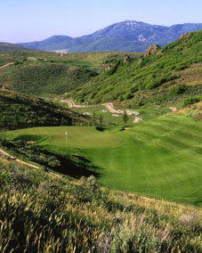Golf Course Promontory